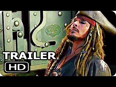 Thumbnail: PIRATES OF THE CARIBBEAN 5 New CLIP + Trailer (2017) Dead Men Tell No Tales, Disney Movie HD