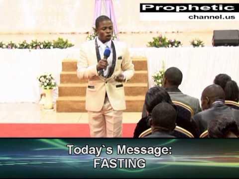 Download Prophet Shepherd Bushiri-Teaching-Fasting.