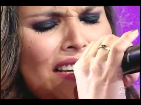 Nerilza Paredes - Viajante - |Quem Sabe Canta|Raul Gil -14/04/2012