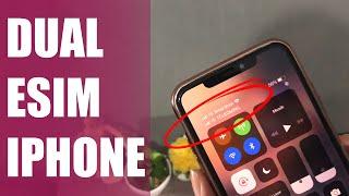 Smartfren telah merilis layanan terbarunya yaitu eSIM. Lalu bagsimana cara menyeting agar iPhone kita bisa menjadi dual SIM. Walaupun iPhone Indonesia kita c...