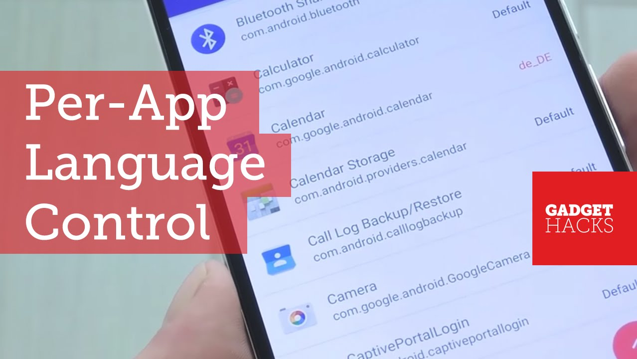Use A Different Language In Each Of Your Android Apps How To