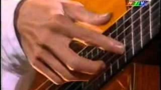 BÈO DẠT MÂY TRÔI - Đặng Ngọc Long chuyển soạn - Huỳnh Bá Thơ độc tấu Guitar