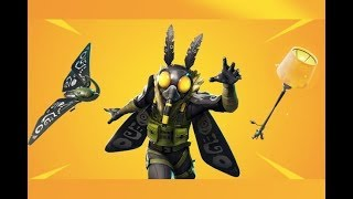 Fortnite Battle Royale Gameplay! New Moth Skin! Playing with New Subscribers!