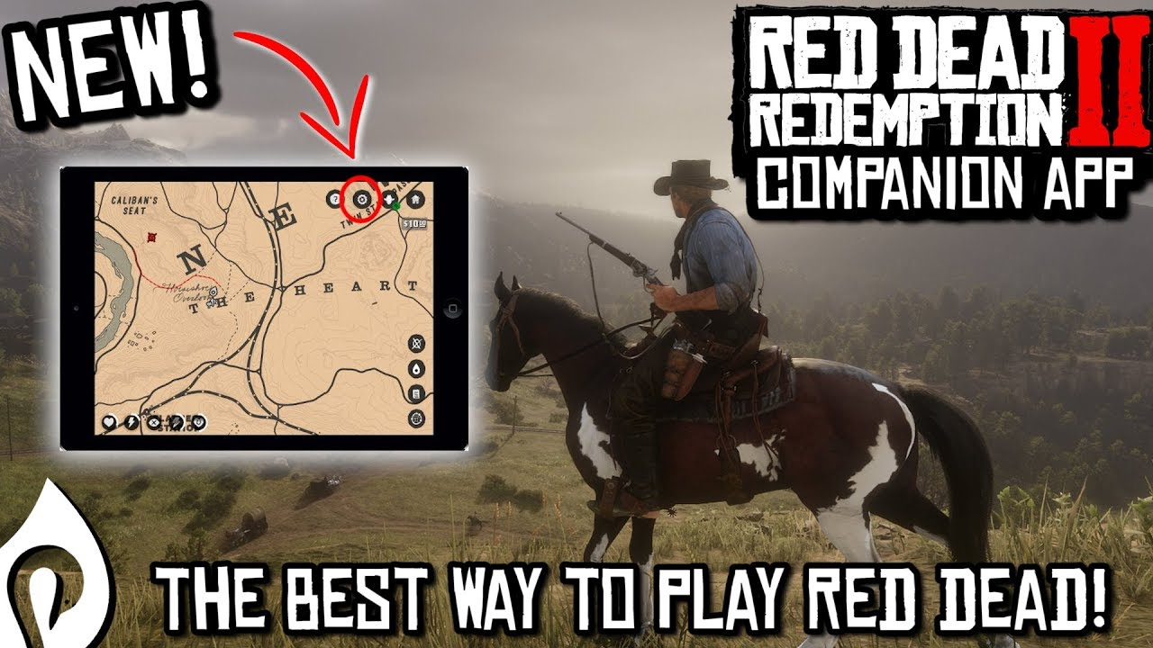 Red Dead Redemption 2 - New Companion App Changes How You'll Play!