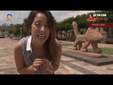 Video Turístico De Degollado. Canal 8 De Guadalajara.