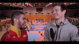 Athletes Reporting Episode 4 - Jaouad Achab & Aaron Cook