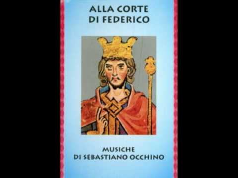 Musica Medievale Alla Corte Di Federico Sebastiano Occhino Youtube