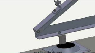 Orion Solar Racking Earth Series Fixed Tilt System