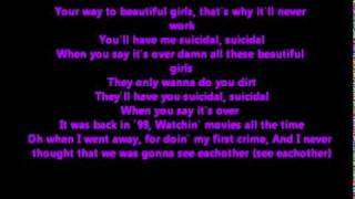 Sean Kingston Beautiful Girls Lyrics HD