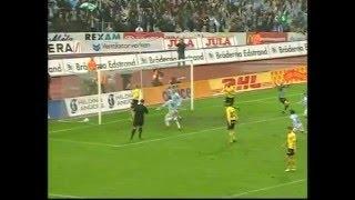 Allsvenskan 2004-10-30 MFF-IFE 1-0