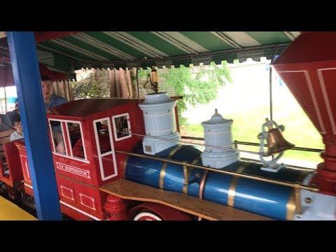 Dutch wonderland Train Ride POV - YouTube