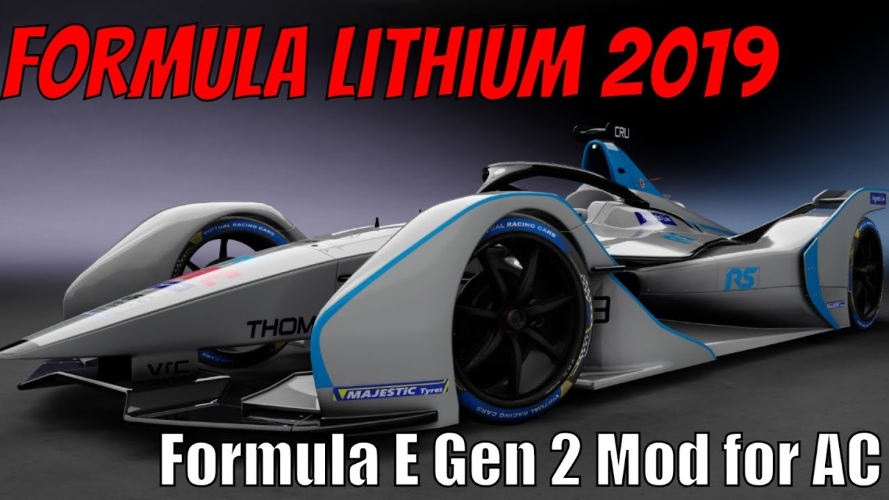 Formula Lithium 2019 E Gen 2 Mod For Etto Corsa Review And Drive You