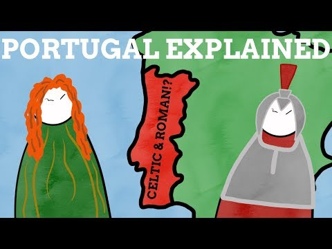 How Is Portugal's Name Roman & Celtic?