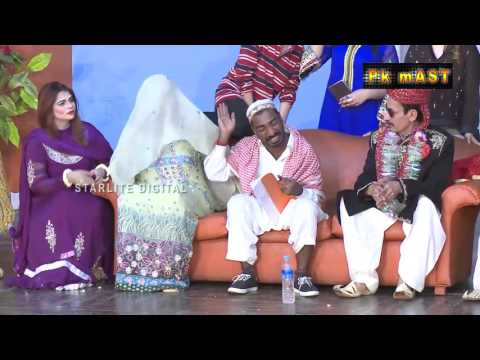 New Best Of Amanat Chan and Iftikhar Thakur Pakistani Stage Drama Full Comedy Funny Clip