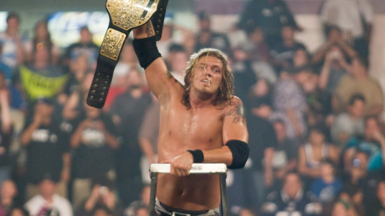The Undertaker vs. Edge - World Heavyweight Championship TLC Match: One  Night Stand 2008 - YouTube