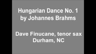Hungarian Dance No. 1 by Brahms