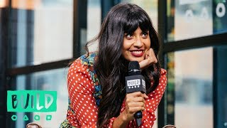 Jameela Jamil's Unconditional Love Of Ted Danson