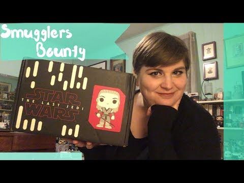 Unboxing Smugglers Bounty: THE LAST JEDI