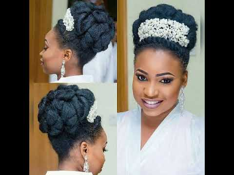 Latest Nigeria Wedding Hairstyles Youtube