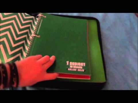 What Is In My Trapper Keeper!! - YouTube