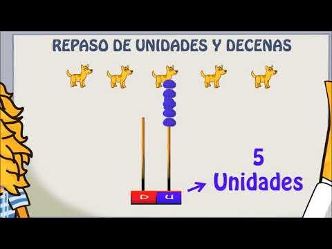 www.matecitos.com: 1º Primaria: Repaso de Unidades y Decenas