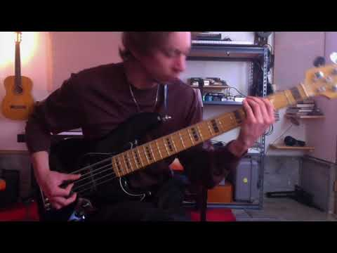 Daniel Aged - Bass Cover - Quincy Jones - I'm Gonna Miss You In The Morning - Anthony Jackson