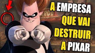 Quem criou a empresa que destruirá a Pixar? | Teoria da Pixar Atualizada