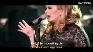 Baixar Adele 21 - Set Fire To The Rain Excelente (Lyrics - Sub Español) - YouTube.flv