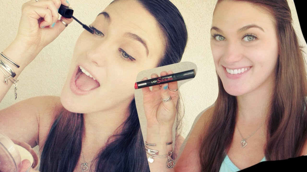9350b5aab22 Maybelline Lash Stiletto Mascara Review - YouTube