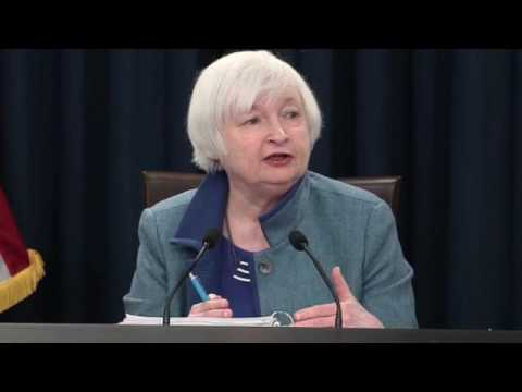Fed Hikes Interest Rate Janet Yellen Press Conference