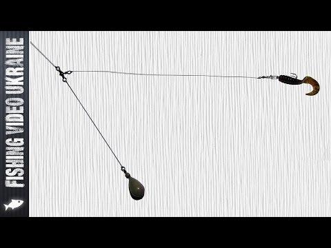 Отводной поводок. Техника изготовления  HD