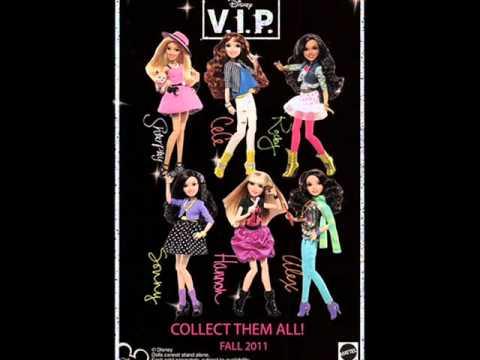 Disney vip dolls youtube shake it up rocky blue