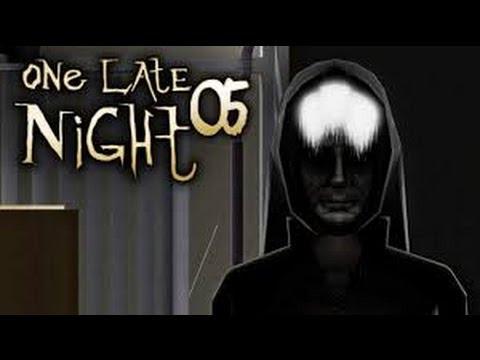One Late Night Один в ночном офисе