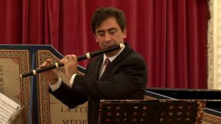Play Sonata For Flute & Continuo In G Minor, Op. 2/6