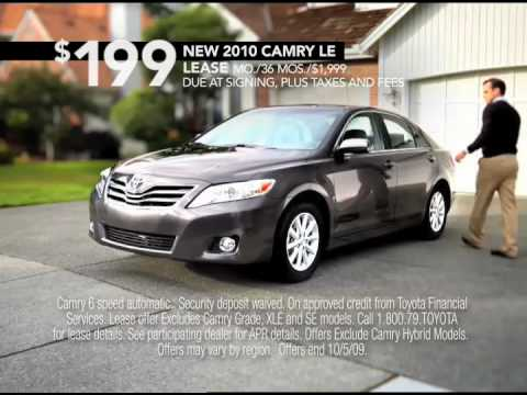 the all new camry commercial konsumsi bbm 2010 toyota cars com youtube