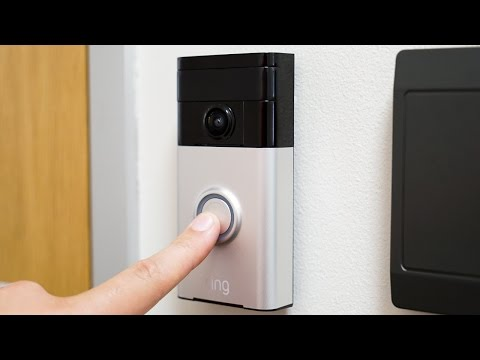 Ring Review: Knocking is dumb (Video Doorbell)