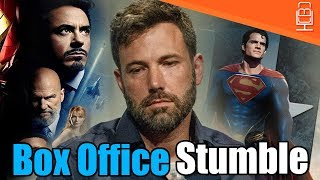 Justice League Fails to Beat Iron Man 1 & Has lowest DCEU Opening Ever