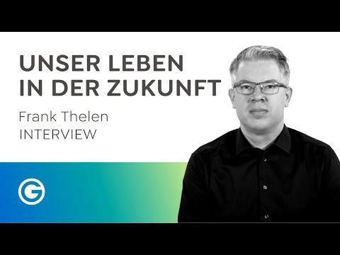10x - Wie die Welt in Zukunft aussehen wird // Frank Thelen
