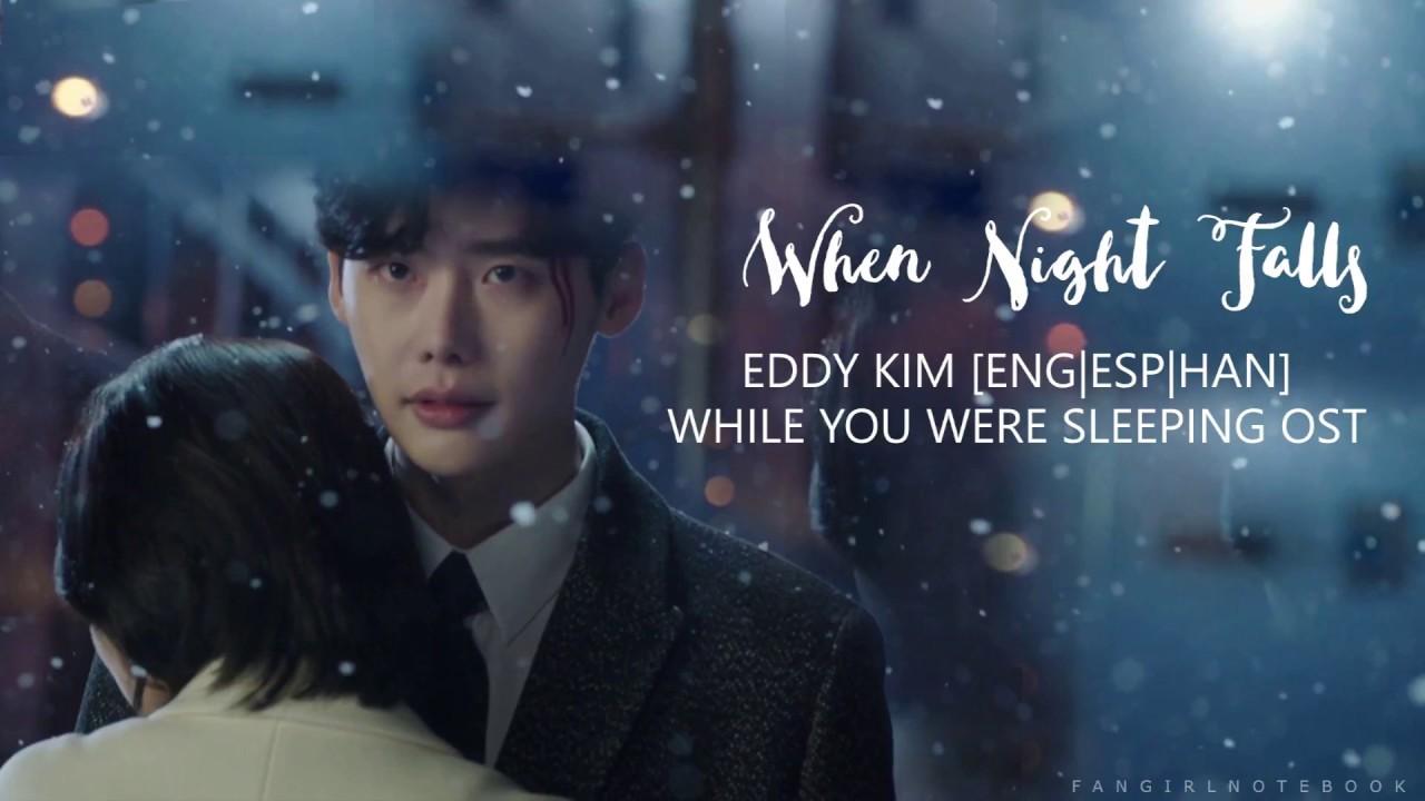 Eddy Kim (에디킴) – When Night Falls (긴 밤이 오면) [ENG ESP HAN] lyrics - YouTube
