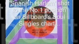 Aretha Franklin's  Spanish Harlem