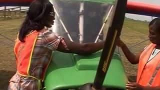Patricia Mawuli - Ghana's First Female Pilot