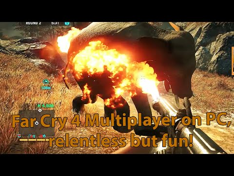 Far Cry 4 - Multiplayer - Propaganda Gameplay (PC HD ...