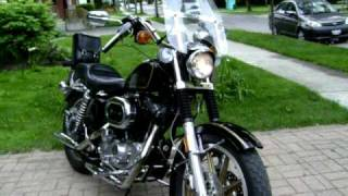 1978 Sportster 75th Anniversary Edition, Refurbish III