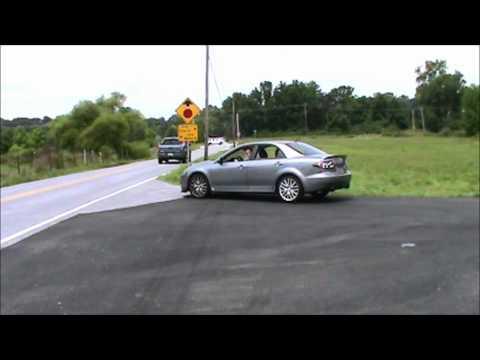 Mazdaspeed6 with Borla Exhaust