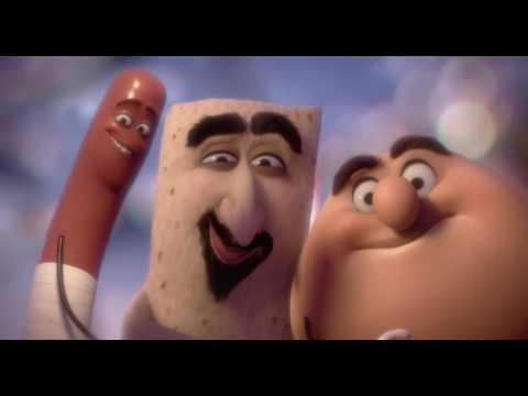 Sausage PartY food orgy - RUDE & CRUDE -  Food actually having sex...