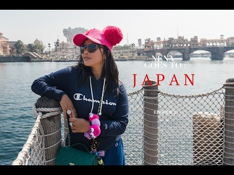 Nena's Trip : Goes to JAPAN! Episode 2