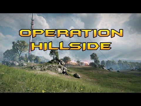 2nd Cavalry MilSim - Operation Hillside