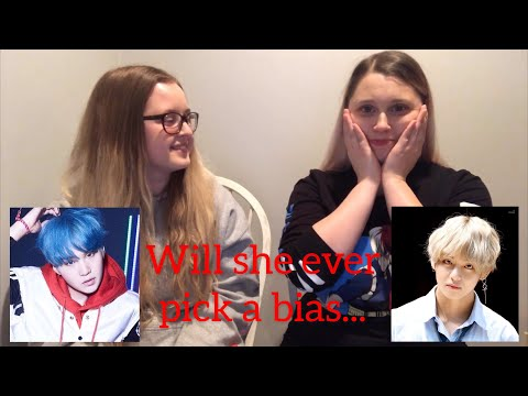 My Sister Reacts To Who Is BTS?: The Seven Members Of Bangtan — BTS Reaction