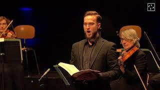 'Comfort ye' from Handel's Messiah (Alexander Gebhard - Tenor)