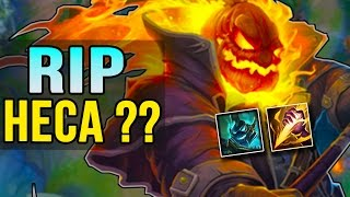 Is Nerfed Hecarim Jungle Still Strong? League of Legends Full Gameplay